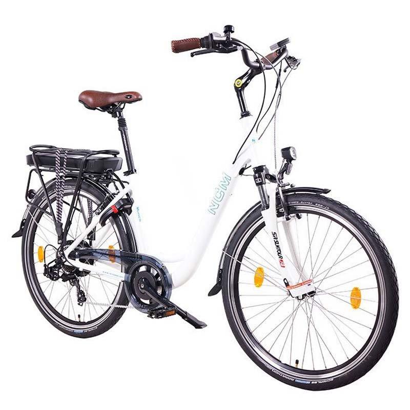 ncm munich 26 28 damen alu city e bike. Black Bedroom Furniture Sets. Home Design Ideas