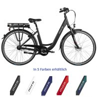 MIFA Pedelec 2.0 City E-Bike 28