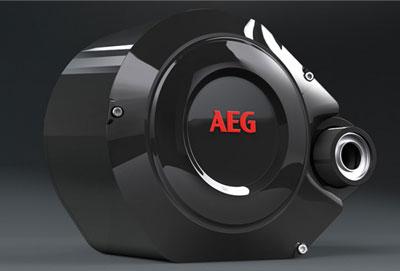 AEG EcoDRive Mittelmotor