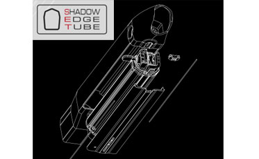 Corratec Shadow Edge Tube beim S-Pedelec