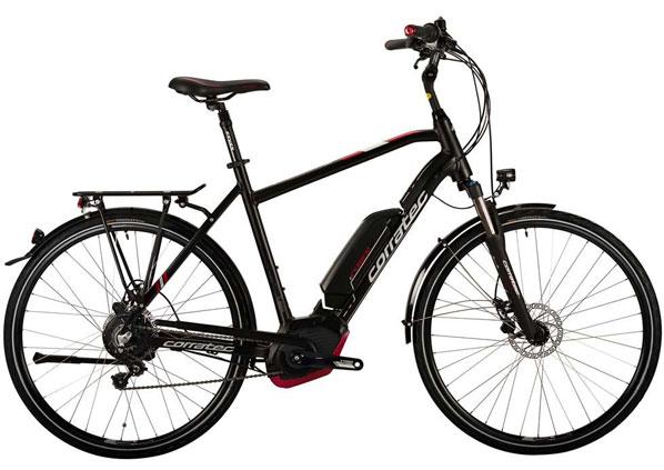 E-Bike mit Nuvinci Nfinity N380 Nabenschaltung