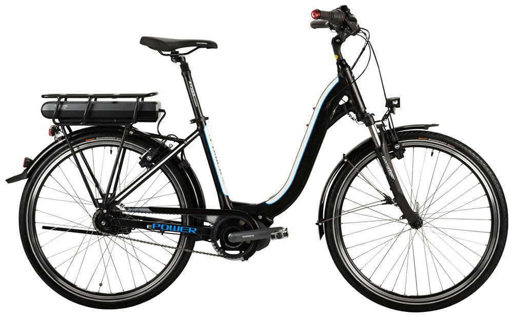 Angebot: Corratec E-Bike E-Power Steps
