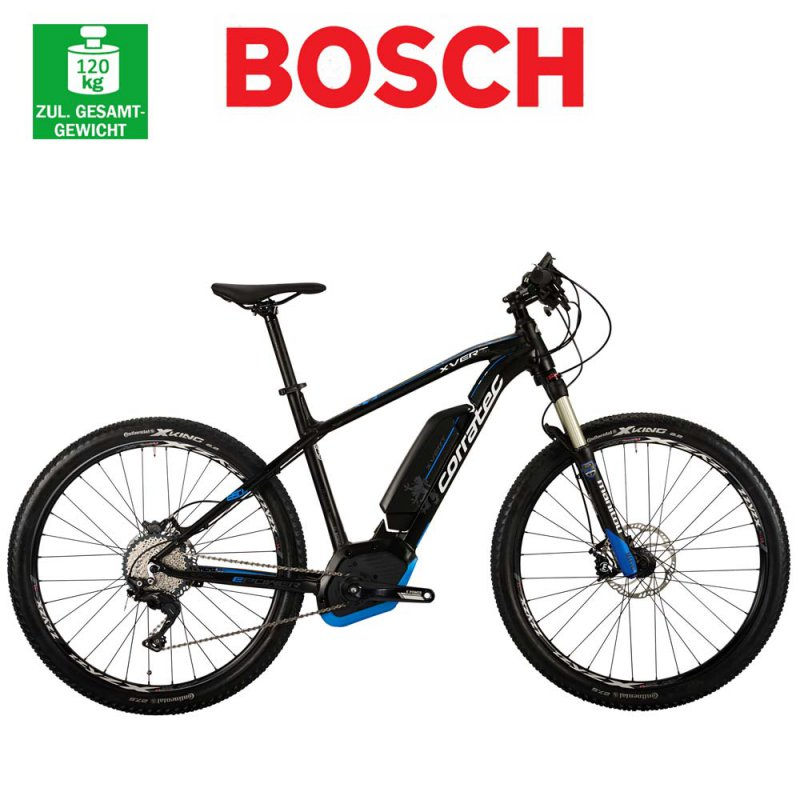 Corratec E-MTB E-Power X-Vert 650B Performance CX