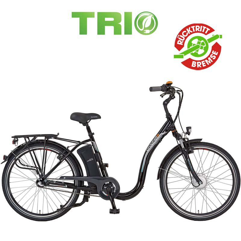Tiefeinsteiger E-Bike Prophete Navigator 6.2