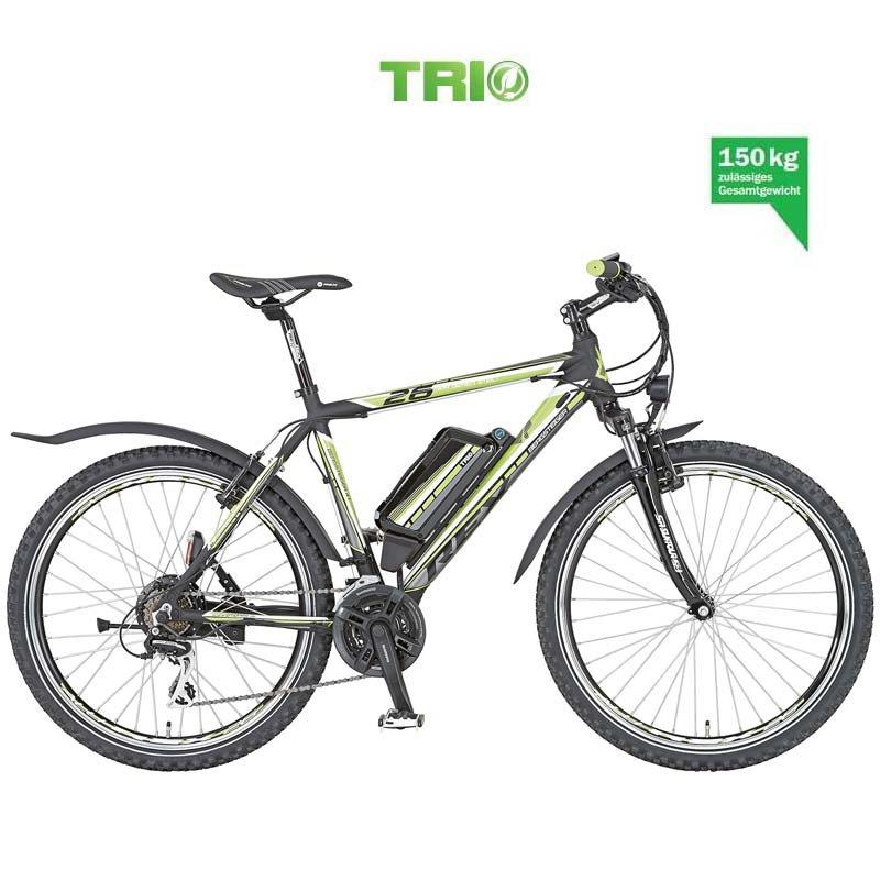 Rex Bergsteiger 4.0 E-Bike Alu ATB