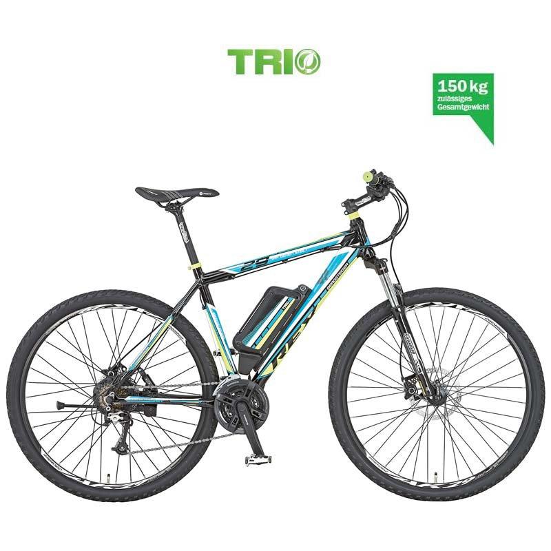 Rex Bergsteiger 4.2 E-Bike Alu MTB
