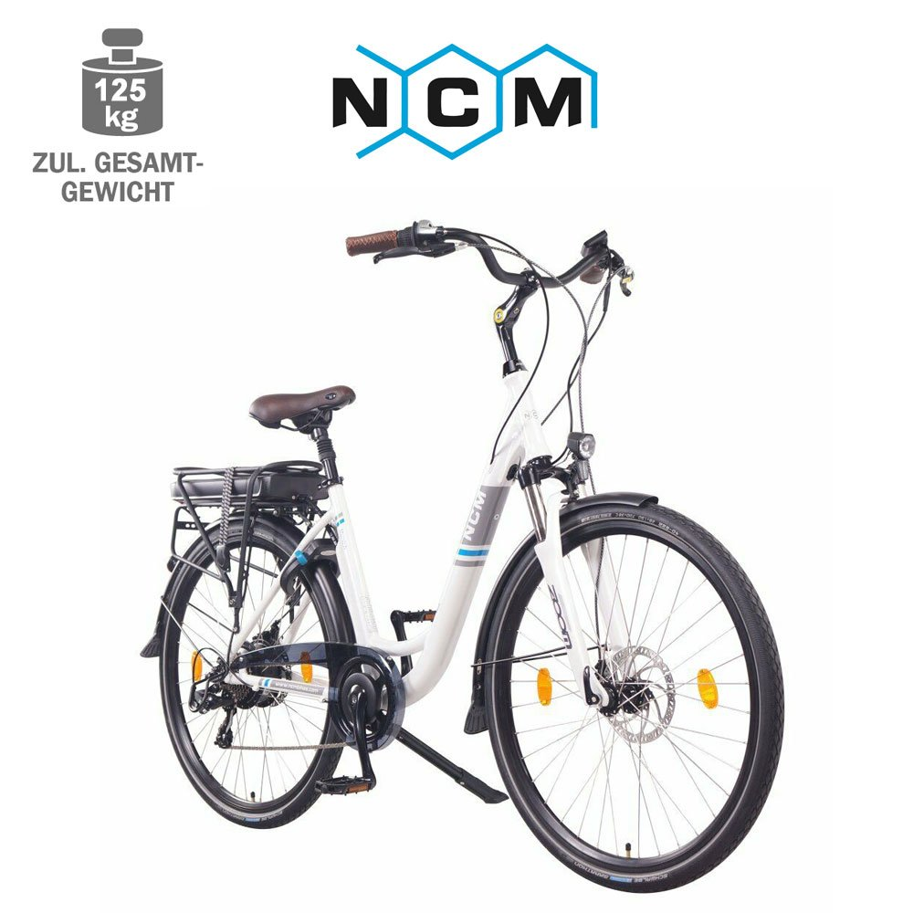 ncm munich 26 28 damen alu city e bike 899 00. Black Bedroom Furniture Sets. Home Design Ideas