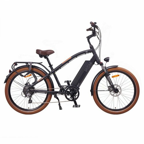 NCM Miami 48V, 16Ah Cruiser Retro E-Bike 26 Zoll