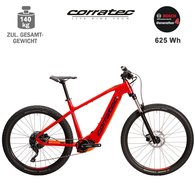 Corratec E-Power X-Vert CX6 LTD E-MTB Bosch CX 625Wh