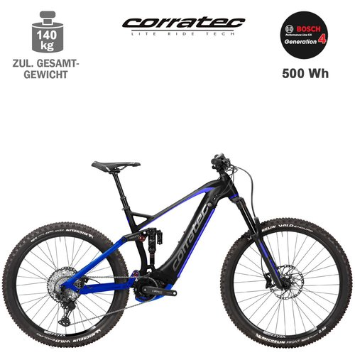Corratec E-Power RS160 LTD E-MTB Fully