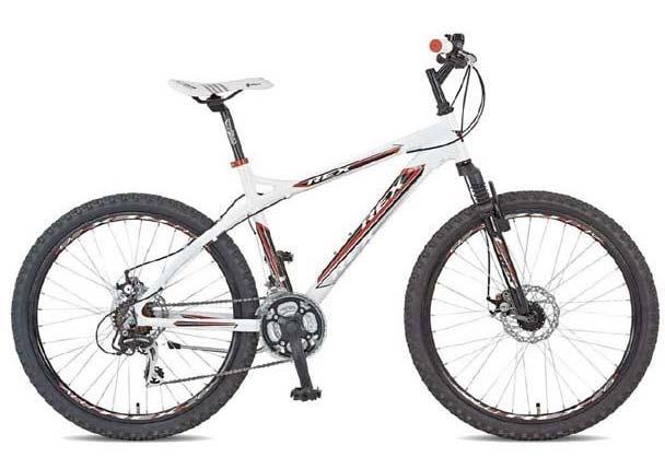 Mountainbike Rex Bergsteiger 2.1 Hardtail