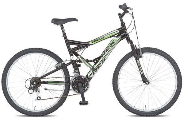 Mountainbike Fully Rex Bergsteiger 1.0