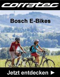 Corratec eBikes mit Bosch Mittelmotor günstig kaufen