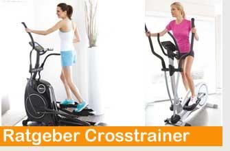 Ratgeber Lexikon Crosstrainer & Ellipsentrainer