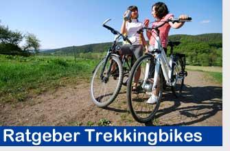 Ratgeber Lexikon Trekkingbikes